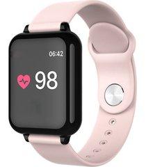 reloj pulsera de fitness inteligente smart watch paso contar pantalla