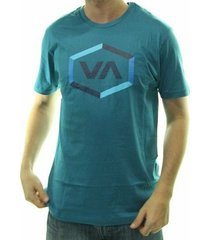 camiseta rvca hex 2