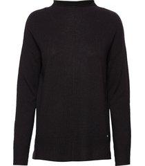 pullover long-sleeve turtleneck coltrui zwart gerry weber edition