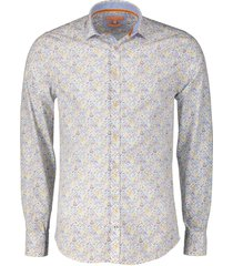 colours & sons overhemd - modern fit - wit