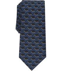 alfani men's bruand geo tie, created for macy's