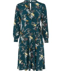 curve jurk jasmine met strik