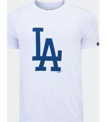 camiseta new era básico essential duo branca masculina
