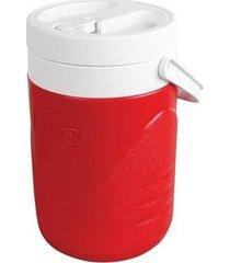 jarra térmica 3,8 litros vermelho - coleman