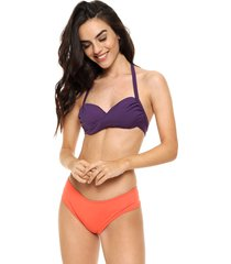 bikini violeta lecol lina