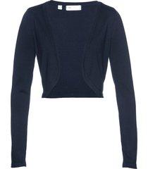 bolero in maglia (blu) - bpc selection