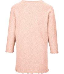 pyjama 100% katoen 3/4-mouwen van peter hahn oranje