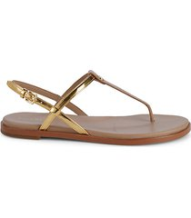 flora thong sandals