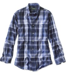 heritage madras long-sleeved shirt