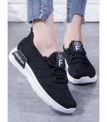 zapatillas deportivas informales transpirables