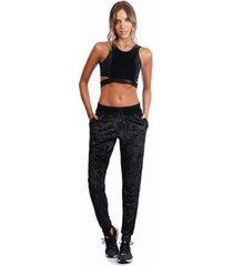 calça bonna forma fitness urban veludo