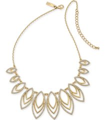 """inc navette statement necklace, 18"""" + 3"""" extender, created for macy's"""