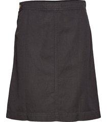 tredion skirt kort kjol svart busnel
