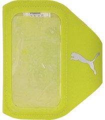 banda porta celular amarillo puma hone pocket