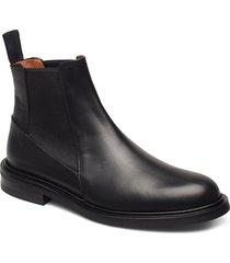 clivia vacchetta shoes chelsea boots svart atp atelier