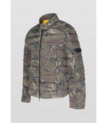 chaqueta camuflada antony morato referencia mmco00686-fa650198-6000