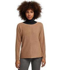 sweater texturado beige esprit