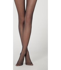 calzedonia 20 denier ultra comfort sheer tights woman blue size 1
