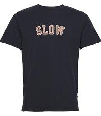 ease t-shirts short-sleeved svart forét
