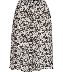 diana skirt knälång kjol multi/mönstrad nué notes