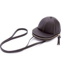 jw anderson midi cap bag - 999 black