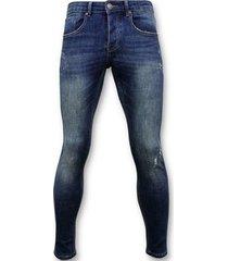 skinny jeans true rise classic spijkerbroek d