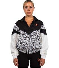 tfs track jacket aop woven