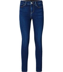 skinny jeans onderkant dierenprint