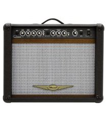 cubo amplificador para guitarra oneal ocg 300r pt 10 pol 60w bivolt