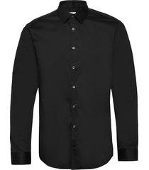 filbrodie overhemd business zwart tiger of sweden