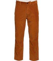 bryn casual broek vrijetijdsbroek bruin tiger of sweden jeans