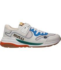scarpe sneakers donna in pelle ultrapace