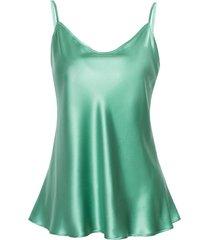 top silver green