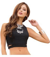 crop top dama