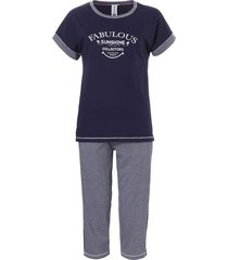 dames pyjama rebelle 2181-250-2-46