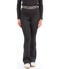 bootcut jeans off-white owhg003e19e78077