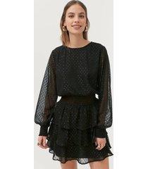 klänning alva glitter dress