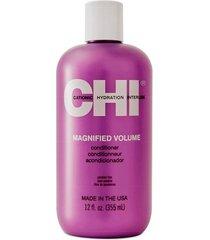 chi magnified volume - condicionador 355ml